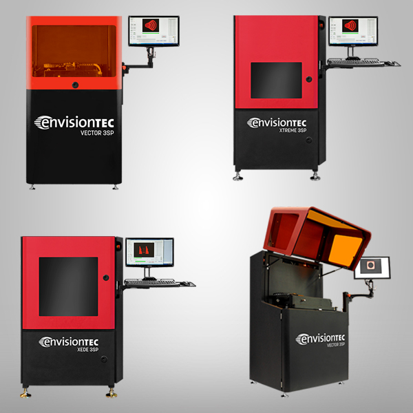 EnvisionTEC - 3SP 3D Printer - Family