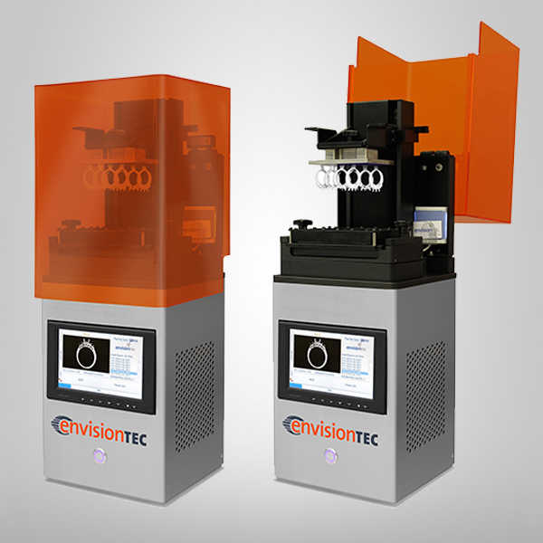 EnvisionTEC - 3D Desktop Printer - Micro Plus Family