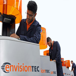 EnvisionTEC - 3D Printer - Perfactory Family