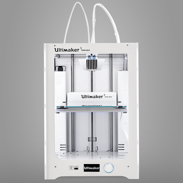 Ultimaker Desktop & Professional 3D Printer - Ultimaker 3 Extended