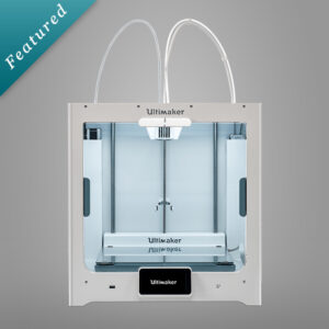 Ultimaker S5 Printer for Desktop and Professional use!