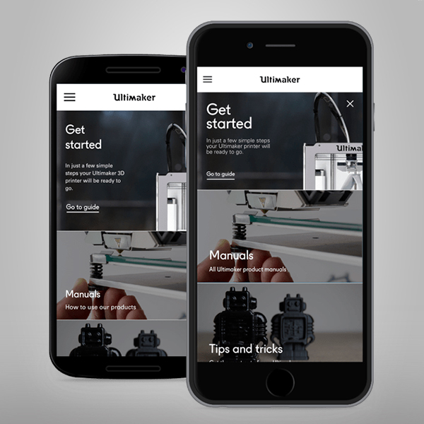Ultimaker - Software - Ultimaker App